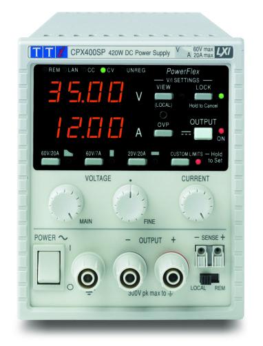 CPX400SP Aim TTi