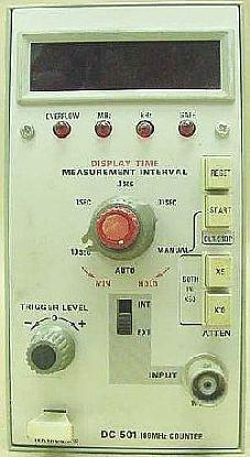 DC501 Tektronix