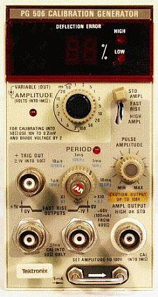 PG506A Tektronix