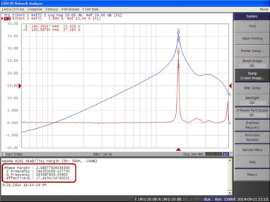 E5071C-NISM/PB02 Picotest